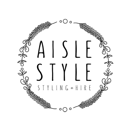 Aisle Style styling and hire Margaret River region styling specialists for beautiful weddings