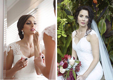 Belle Couture Makeup Artistry Margaret River weddings