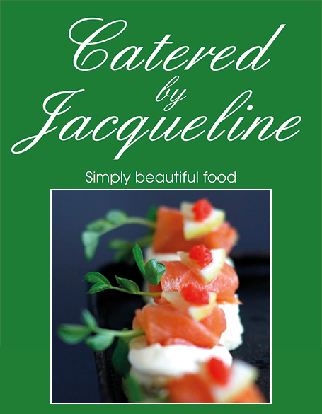 Catered by Jacqueline Margaret River wedding catering specialist