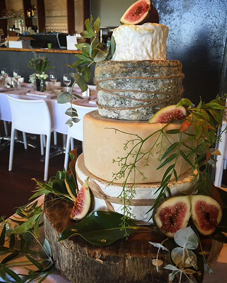 Cheese Louise Margaret River Wedding Towers