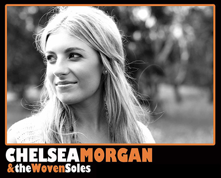 Chelsea Morgan and the Woven Soles