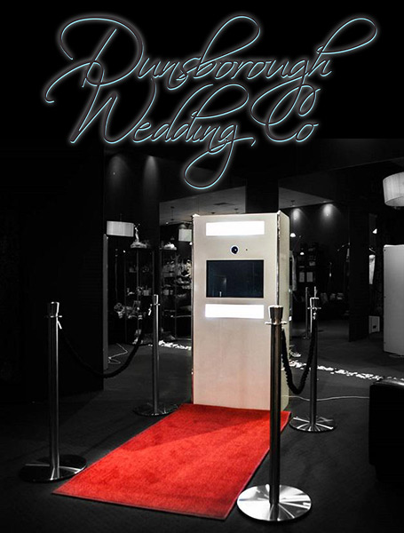 Dunsborough Wedding Co. photo booth Margaret River weddings