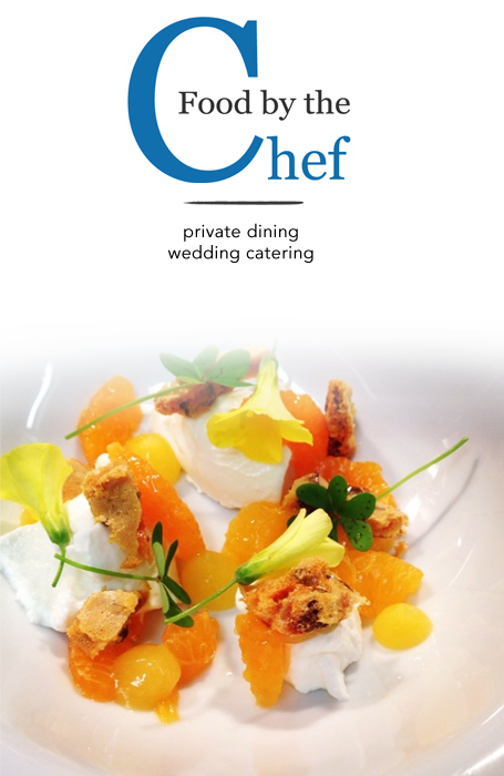 Food by the Chef Margaret River region wedding catering fine dining Yallingup Dunsborough Busselton