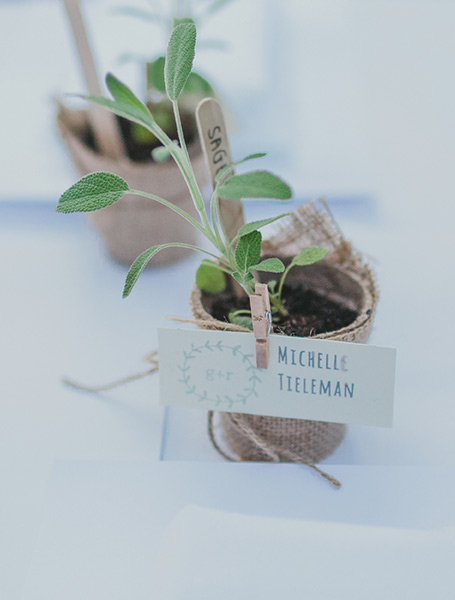 Wedding favours in the Margaret River region, image by Bianca Kate Photography