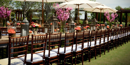 Margaret River Wedding Chairs
