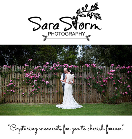 Sara Storm Photography Margaret River region weddings