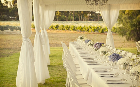 Saul Atkinson Catering and Hire, Margaret River, Windows Estate wedding