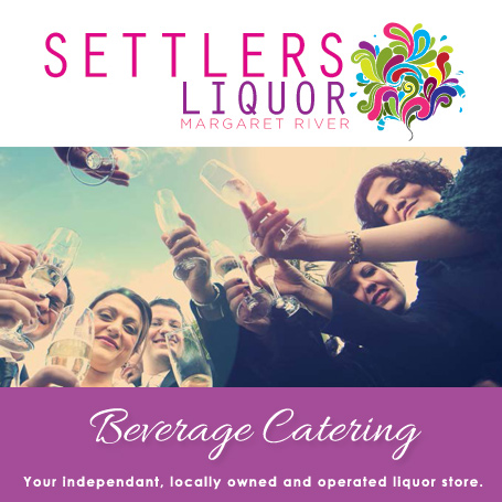 Settlers Liquor Store wedding drinks beverage packages for your wedding day Margaret River Dunsborough Yallingup Vasse Cowaramup Karridale Witchcliffe