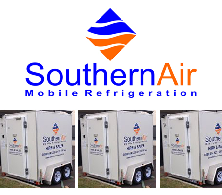 Souther Air Mobile coolrooms Margaret River wedding ceremony reception Dunsborough Yallingup Busselton