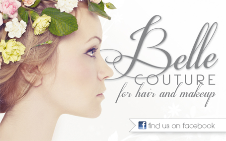 Belle Couture makeup hair styling Margaret River region
