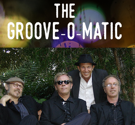 The Groove-o-matic Margaret River band