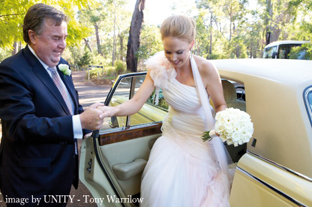 Rolling in Character wedding car Margaret River Dunsborough Yallingup Unity Photography Tony Warillow Busselton