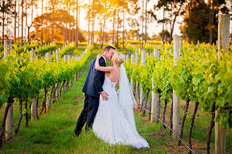 Black Brewing Co Margaret River wedding venue