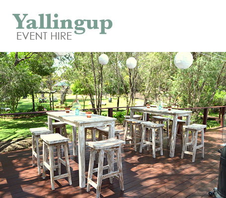 Yallingup Event Hire, Margaret River Bride & Groom mrbg.com.au