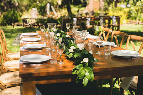 Yallingup Event Hire, weddings, events, styling, hire, Margaret River region, Western Australia