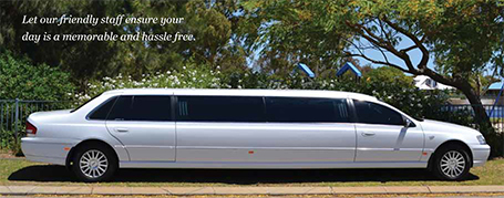 South West Limousines Margaret River wedding cars
