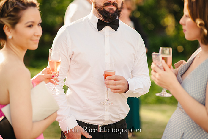 Sparkling Wines celebrate the weddings of the Margaret River region, John Rice Photographer