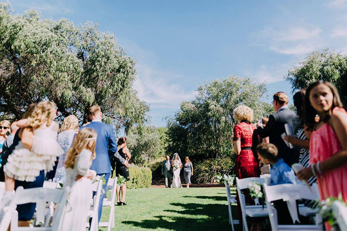 Pullman Bunker Bay Resort Margaret River summer wedding offer. IMAGE James Simmons Photography
