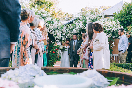 Ed Scissorhands Hair and Beauty for Margaret River region brides and grooms styling