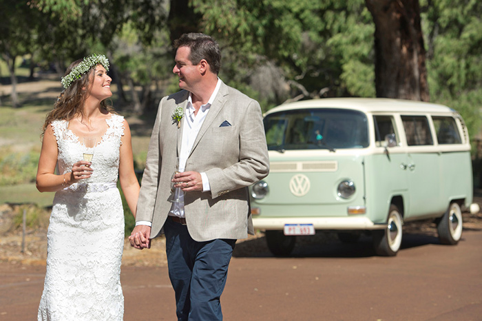 Image by Real Image Photography. Wedding day of Shamus Henry, Dunsborough. Margaret River Bride & Groom.