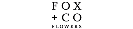 Fox + Co Flowers Margaret River events and weddings