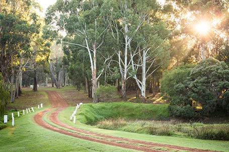 Gilgara Margaret River, beautiful gardens and accommodation for private and luxury weddings