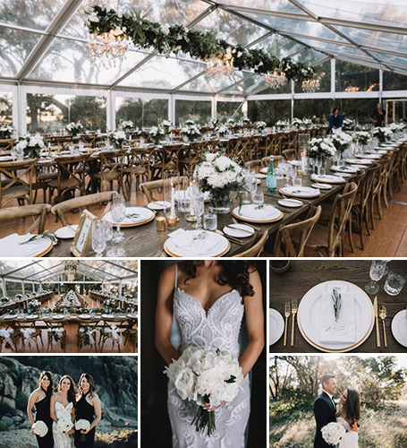 La Myrtle Style House Margaret River region wedding florist and stylist, Dunsborough