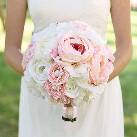 Renas Bouquets silk wedding flowers for the Margaret River region