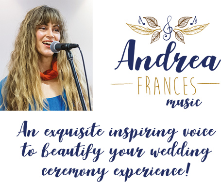 Andrea Frances Music, weddings, events and celebrations. Margaret River region