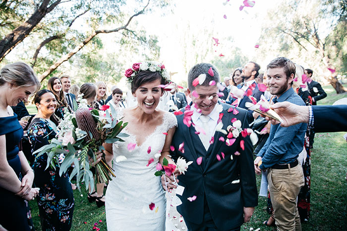 Frances + Garth, Real Margaret River region wedding, Kelly Harwood Photography, Swings & Roundabouts, Western Australia