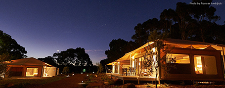 Olio Bello Margaret River weddings, clamping and estate venue