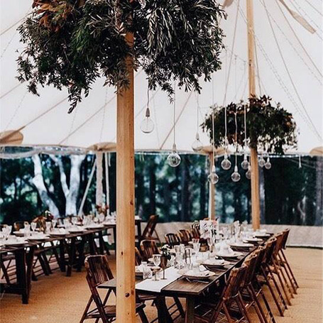 Sperry Tents WA & Zest Group WA wedding hire and decor Creators of unique and ...