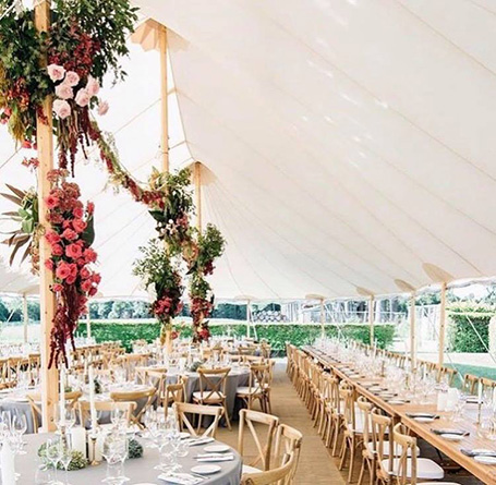 Sperry Tents WA, wedding venue and spaces in the Margaret River region, Western Australia