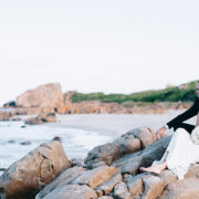 John Rice Photographer, Coastal, beach weddings, Margaret River region. Wedding day of Kate and Brad.