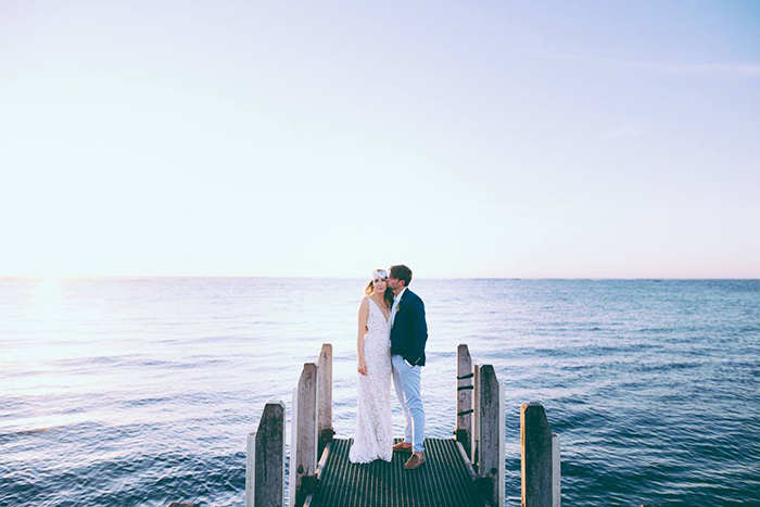 Barefoot Beach Weddings, Gnarabup, Margaret River. Russell Ord Photography.