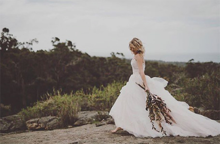 Florence + the Wolf, wedding flowers and styling in the Margaret River region, Western Australia